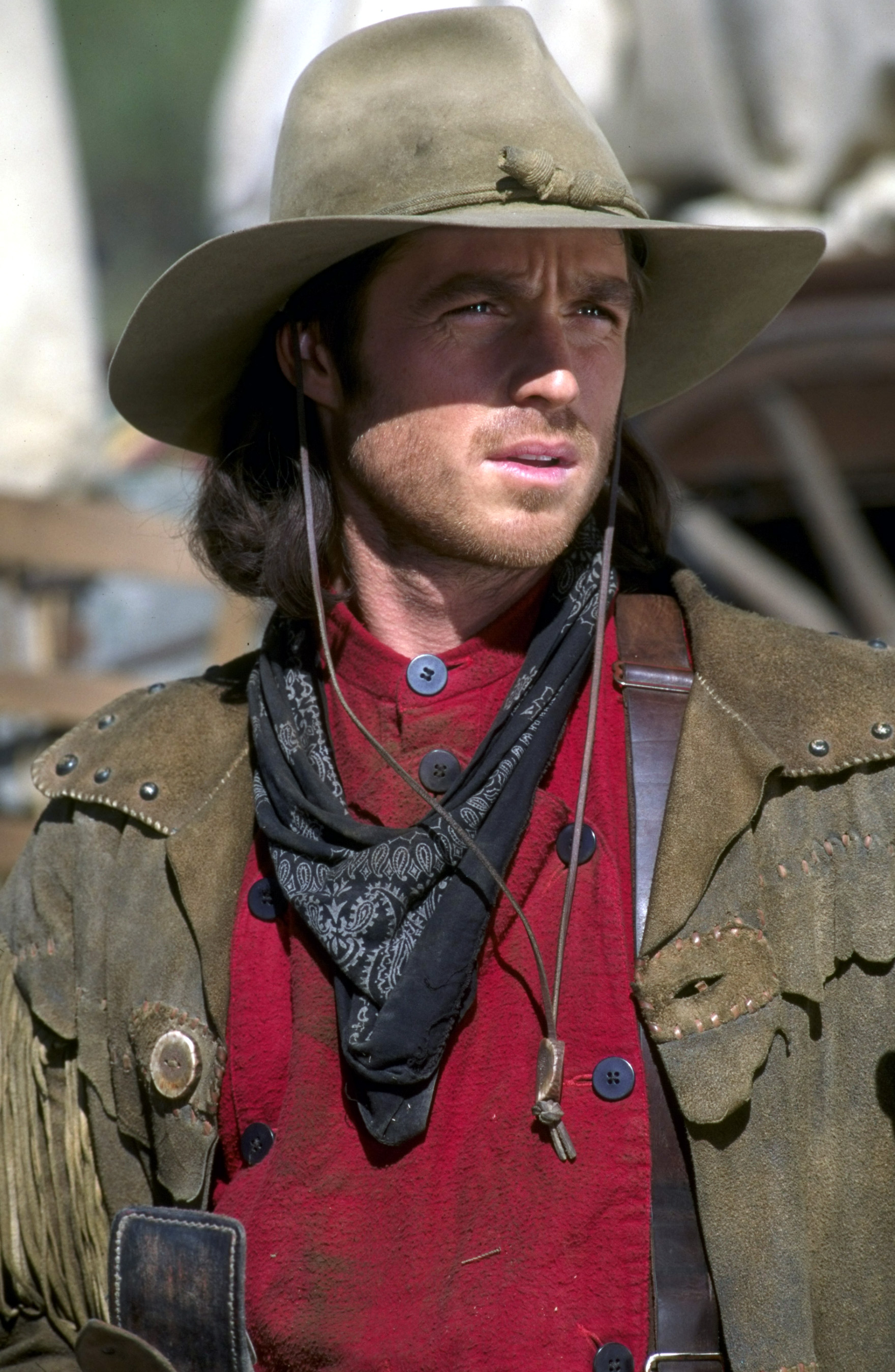 Eric Close as Magnificent 7's Vin Tanner